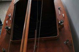 Holz-Segelboot, € 6.500,00