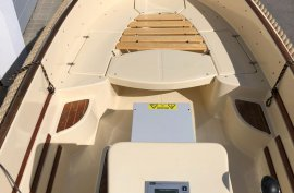 E-Boot Corsiva 550 mit HighPower Motor, € 28.800,00