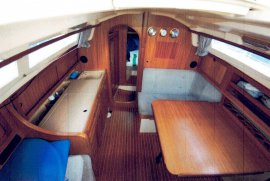 Segelboot Sunbeam 27, Baujahr 1987, € 30.000,00