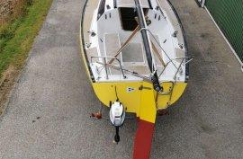 Comar Cometino 701 Segelboot sehr guter Zustand, € 8.000,00