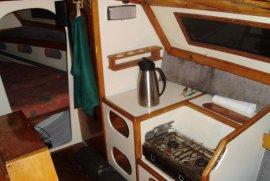 Segelboot Typ MAK 707 Kielschwertboot, € 7.900,00